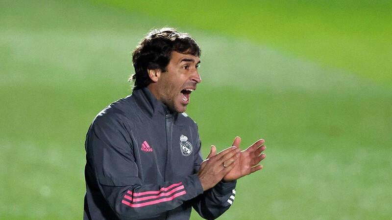 Рауль тренер.