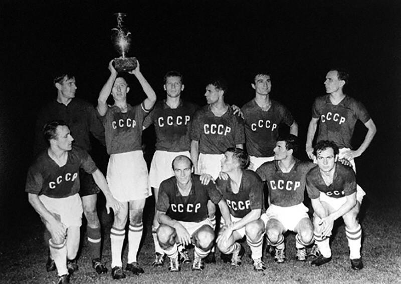 Чемпион Европы 1960 по футболу.