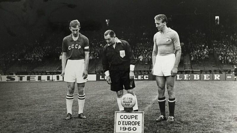 Финал Евро 1960.