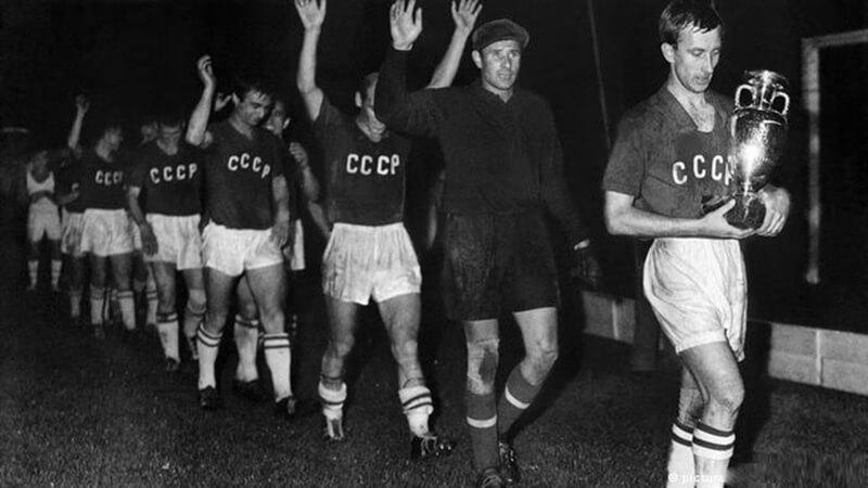 Сборная СССР по футболу 1960.
